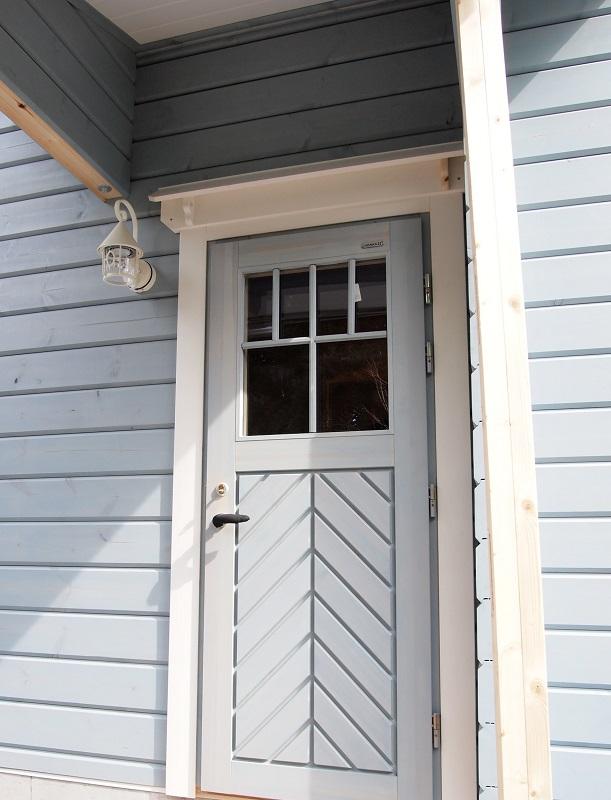 S様邸玄関ドア