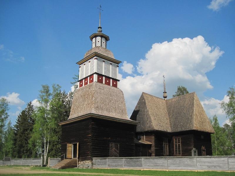 ペタヤヴェシ教会 (2)