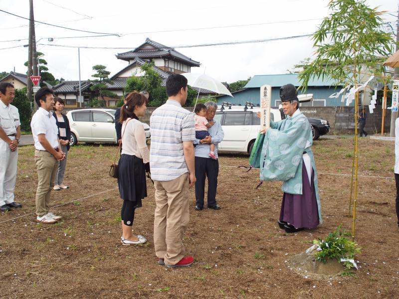 ホンカ 地鎮祭(4)
