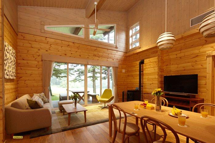 ホンカ 木の家