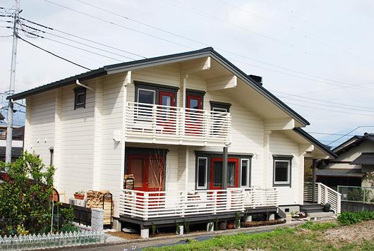 ホンカ 住宅 写真