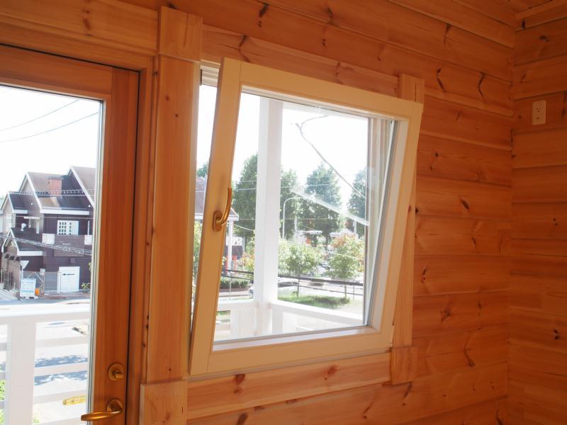 ホンカ 窓掃除 (1)