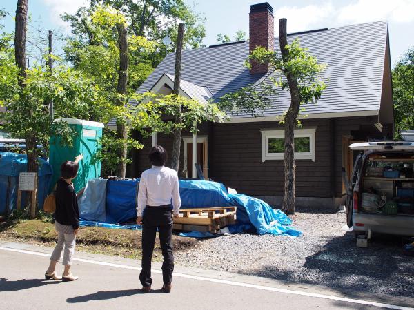 ホンカ K様邸 (2)