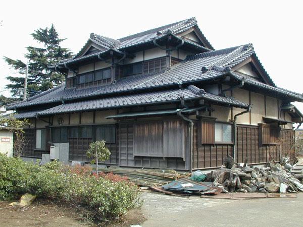 ホンカ 木造住宅2