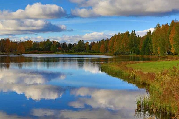 ホンカ フィンランド 秋1