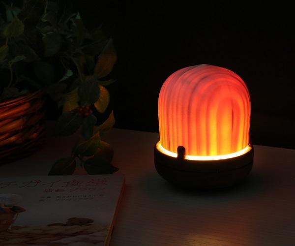 ホンカ 木製ランプ