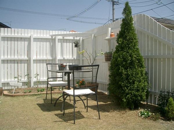 ホンカ フェンス DIY (3)