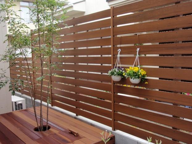ホンカ フェンス DIY (9)