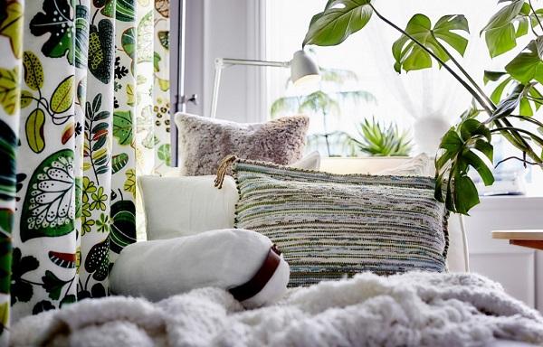 IKEA カーテン ホンカ