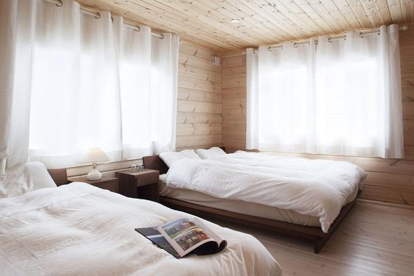 寝室 ホンカ