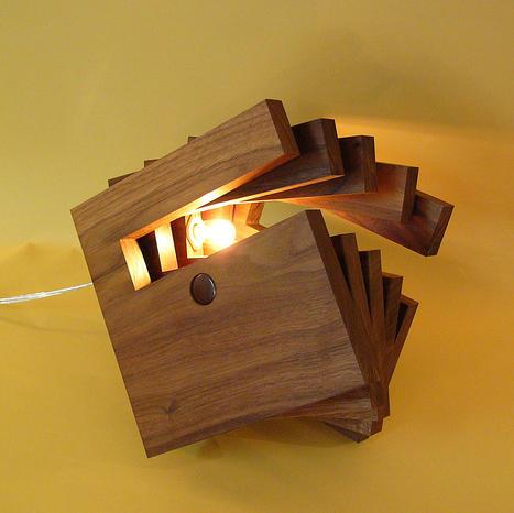 木製 照明器具 ホンカ