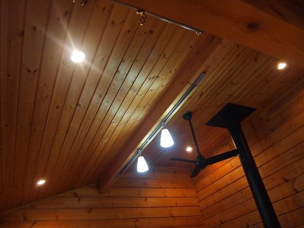 小俣邸 照明器具