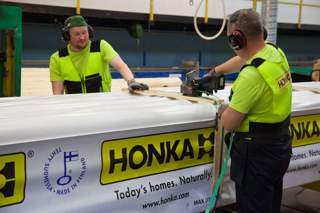 HONKA 工場6