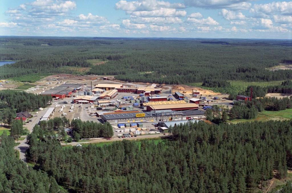 HONKA 工場全景