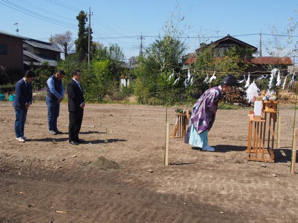 ホンカ 地鎮祭 (2)