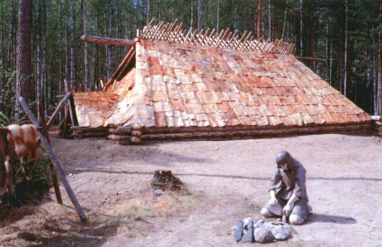 ホンカの歴史 サーリヤルヴィ