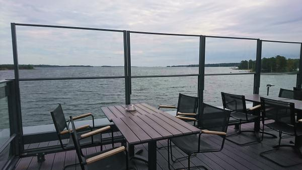 ホンカ 海辺のログハウスレストラン (4)