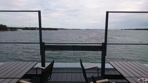ホンカ 海辺のログハウスレストラン (5)