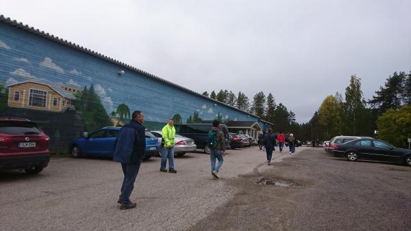 ホンカ ログハウス工場 (8)