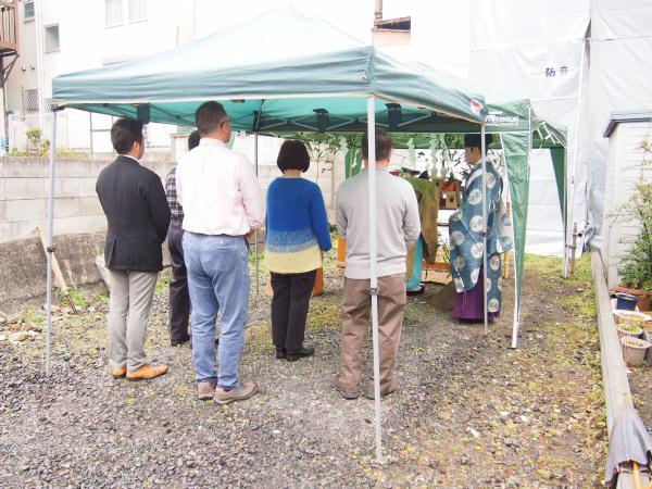 ホンカ 地鎮祭 (1)
