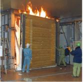 ホンカ 耐火試験