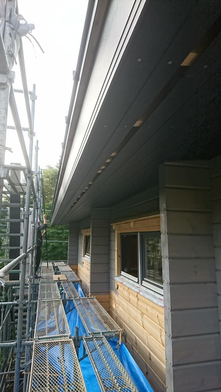 平井邸 ホンカ・ログハウス (3)