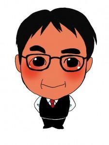 吉兼さん`S似顔絵