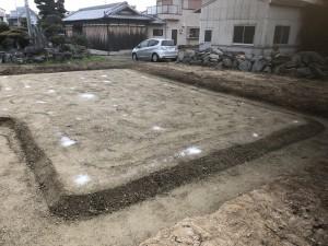 2-砕石敷き (2)
