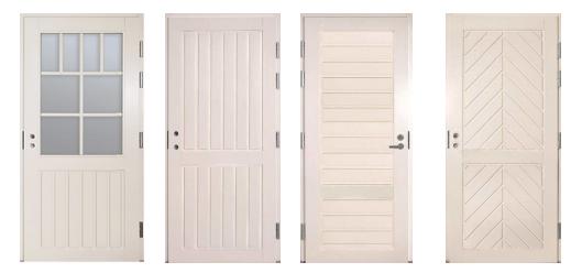 ホンカ外部ドア