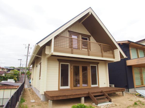 K様邸ホンカ・ログハウス(岡崎市) (9)