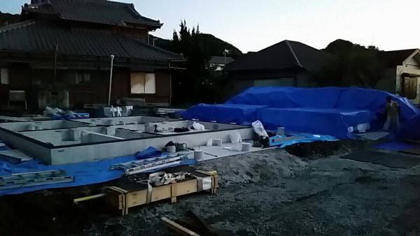ホンカ ログ搬入 (3)