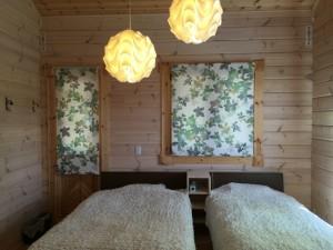 北欧住宅の家具